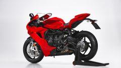 MV Agusta F3 Rosso, la sportiva entry level