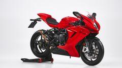 MV Agusta F3 Rosso: caratteristiche e prezzo della sportiva