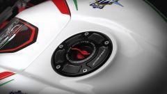 MV Agusta F4 RC 2018, il tappo a sgancio rapido