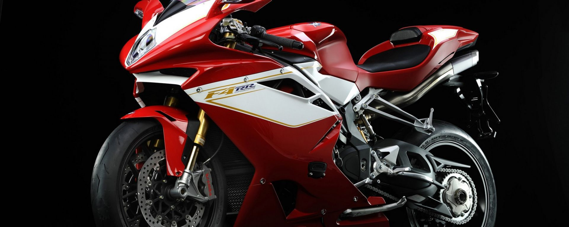 MV Agusta F4 RR, guarda le foto in HD