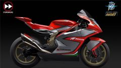 MV Agusta Moto2 2019
