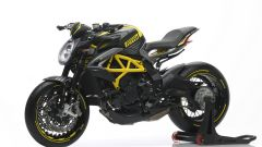 MV Agusta: presentata l'edizione speciale della Dragster 800 RR Pirelli
