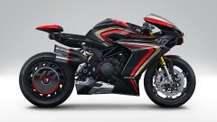 MV Agusta Rush Racer: la maxi carenata secondo Jakusa Design