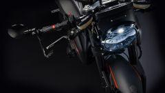 MV Agusta RVS#1, leve freno