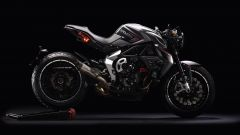MV Agusta RVS#1, vista laterale destra