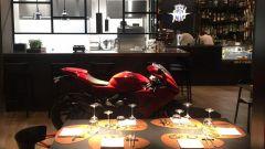 MV Agusta Store Roma: anche caffè al bar, e ristorante con Gusta