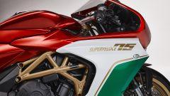 MV Agusta festeggia gli anni con la Superveloce 75 Anniversario - Immagine: 9