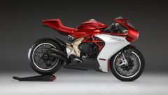 MV Agusta Superveloce 800 a EICMA in veste definitiva. Video - Immagine: 1