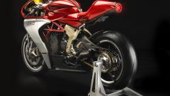 MV Agusta Superveloce 800 carenatura in fibra di carbonio
