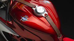 MV Agusta Superveloce 800  dettaglio tappo serbatoio