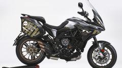 """MV Agusta e il """"test estremo"""" con la Turismo Veloce 800  - Immagine: 3"""