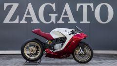 MV Agusta-Zagato F4Z: foto e info ufficiali
