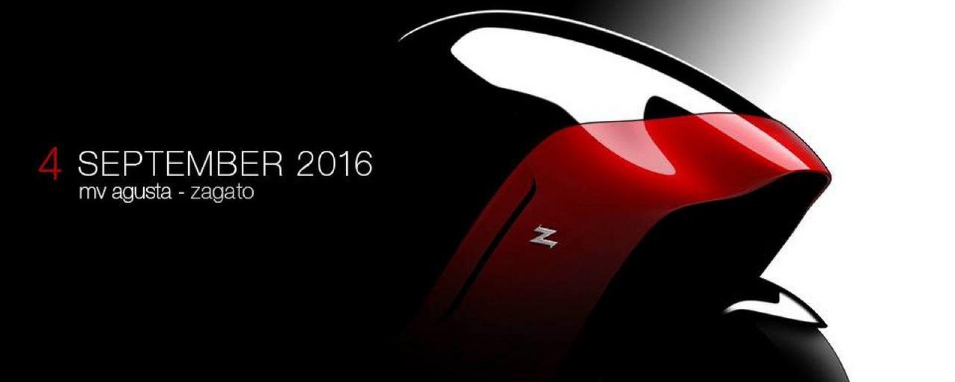 MV Agusta-Zagato: insieme per una supersportiva