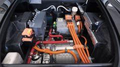 MW Motors Luka EV: dettaglio del motore della versione Traditional