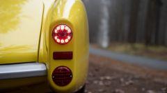 MW Motors Luka EV: dettaglio posteriore
