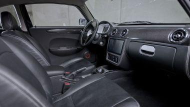 MW Motors Luka EV: gli interni