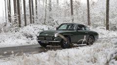 MW Motors Luka EV: il 3/4 anteriore