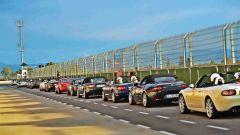 MX-5 Italia Road&Track, generazioni a confronto e opinioni dal raduno di mx5italia