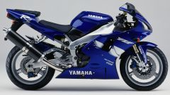 My bike: Yamaha R1 1999