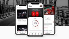 MyDucati App: news, concessionari, il garage e molto altro