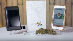 MyDx: l'analizzatore per la cannabis grande come uno smartphone