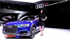 NAIAS 2016: Audi A4 allroad - Immagine: 1