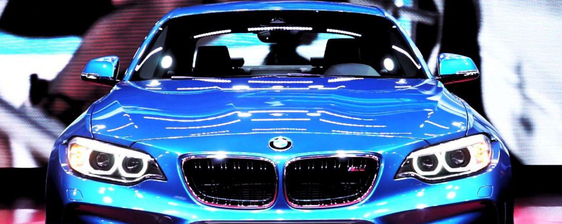 NAIAS 2016: BMW M2 Coupé