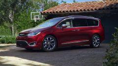 NAIAS 2016: Chrysler Pacifica - Immagine: 9