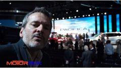 NAIAS 2016: Chrysler Pacifica - Immagine: 3