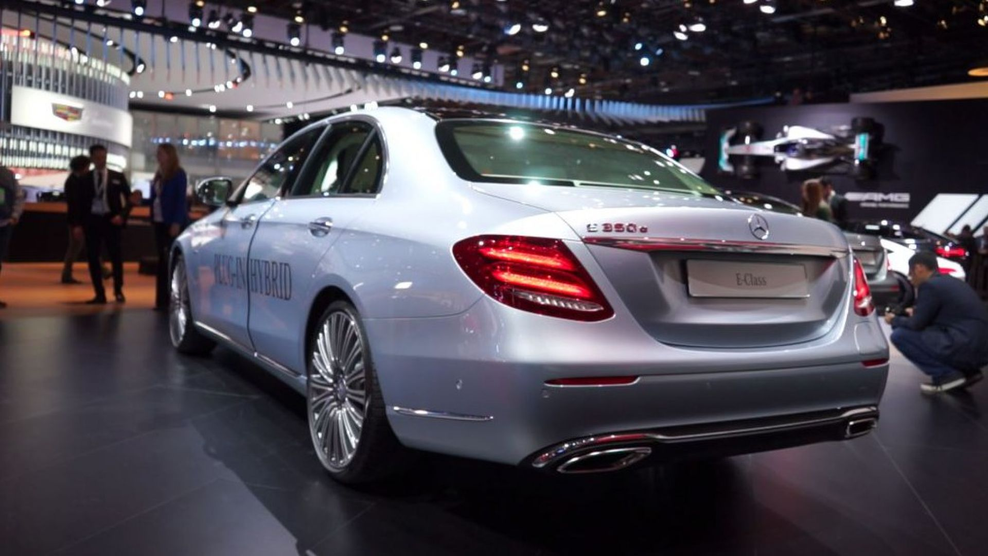 video  naias 2016  mercedes classe e