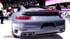 NAIAS 2016: Porsche 911 Turbo e Turbo S - Immagine: 1