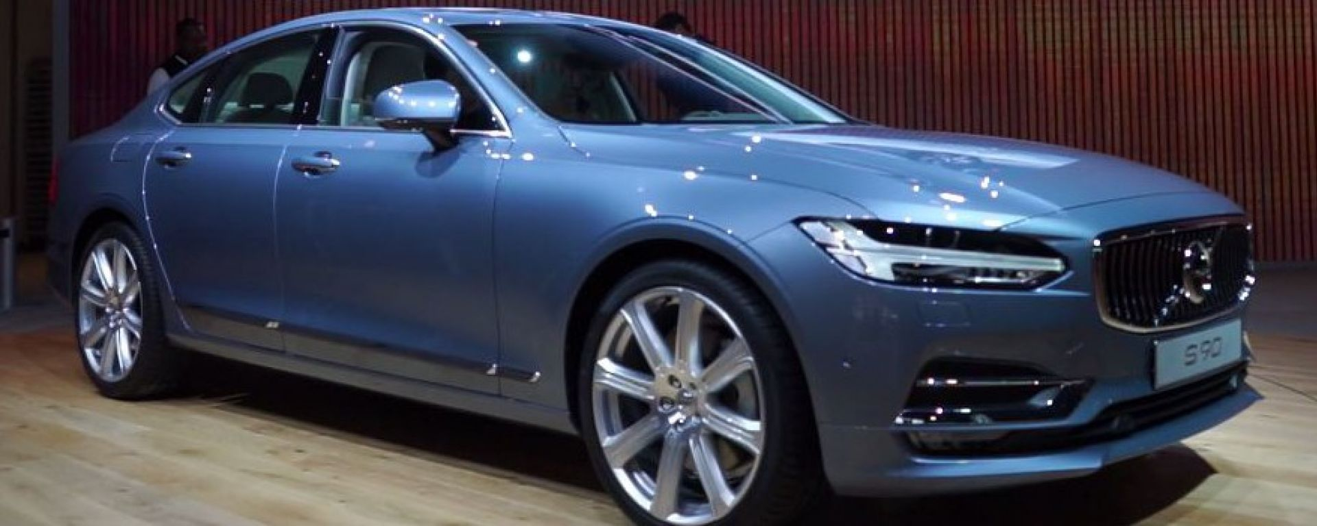video naias 2016 volvo s90 motorbox. Black Bedroom Furniture Sets. Home Design Ideas