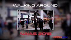 NAIAS 2016: walking around - Immagine: 4