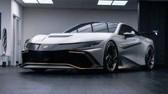 Naran Automotive: oltre 1000 CV per la nuova hypercar