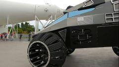 NASA Mars Rover Concept Vehicle: dettaglio delle ruote