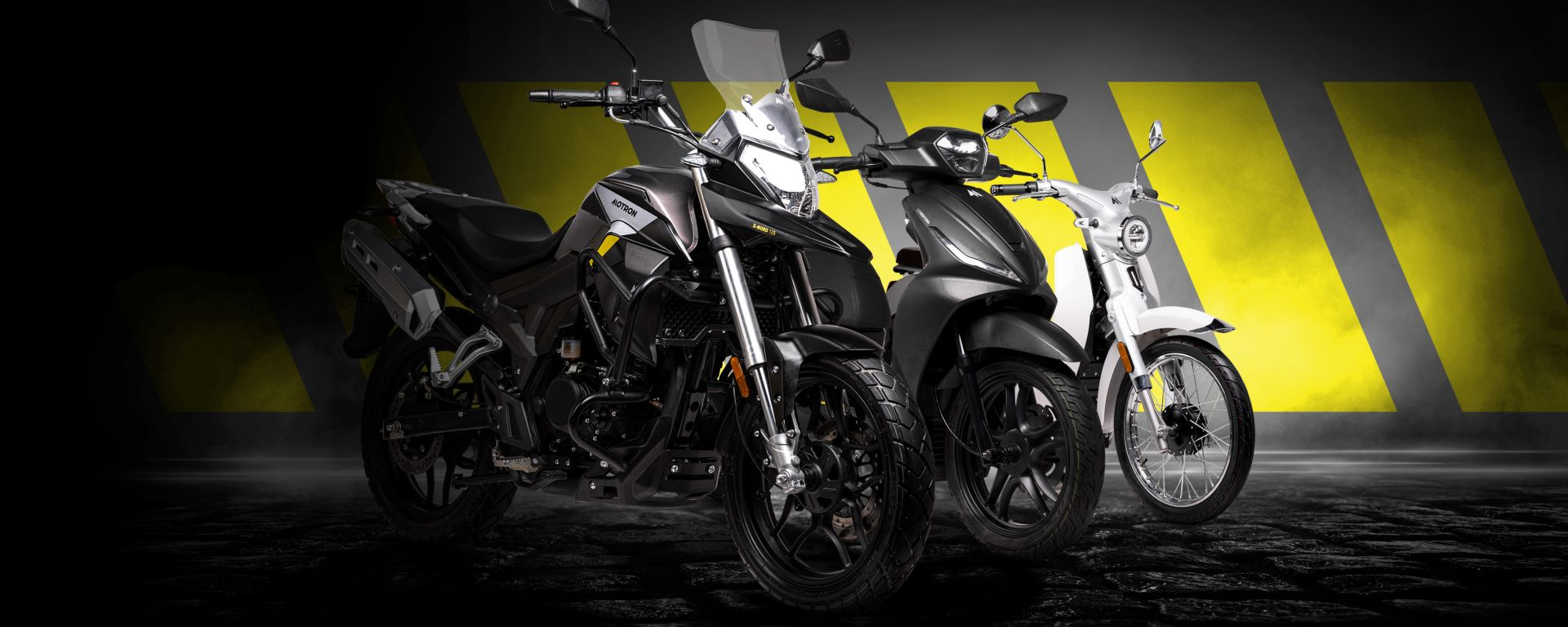 Nasce Motron Motorcycles