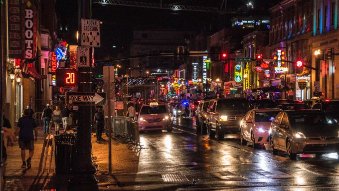 Nashville, Tennessee, USA - Foto di Michael Gaylard (CC BY 2.0)