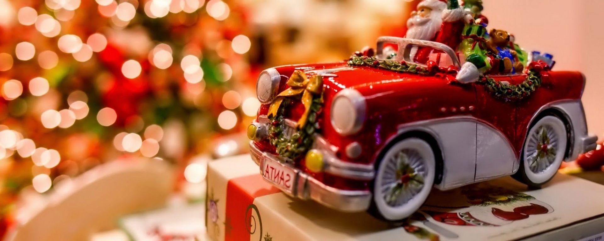 Natale 2018, idee regalo accessori auto e moto