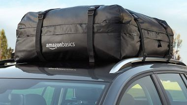 Amazon Basics - borsa portatutto tetto auto
