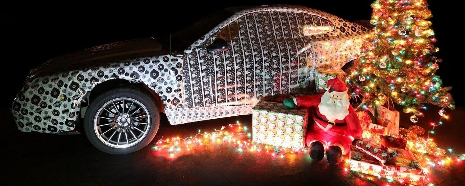 Natale 2018, perché non fare un regalo in chiave auto?