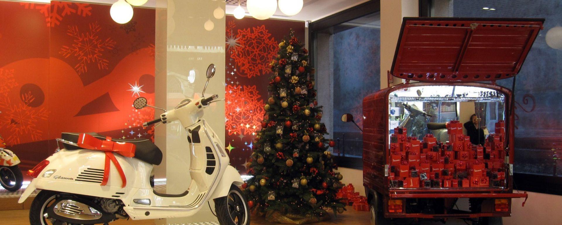 Natale in Vespa allo Spazio Broletto 13