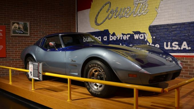 National Corvette Museum, Bowling Green