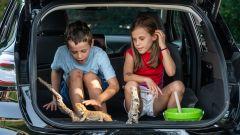 Natura pret-a-porter nel bagagliaio di Ford Puma