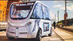 Navya Arma: lo shuttle a guida autonoma