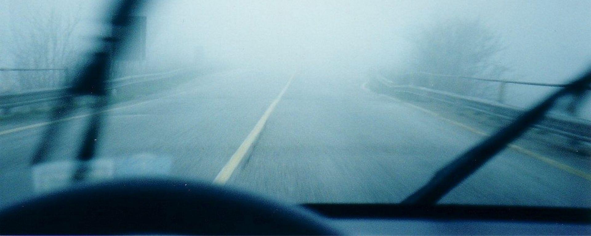 Nebbia fitta, come guidare?