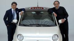 Nel 2007 Marchionne lancia la nuova Fiat 500