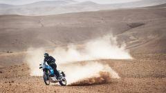 Nel deserto con la Yamaha Ténéré 700 Rally Edition