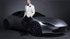 Nel nuovo 007 Daniel Craig / James Bond guiderà un'auto elettrica