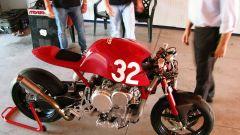 Nembo 32, la moto con il motore a testa in giù - Immagine: 1