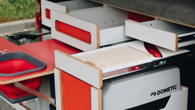 Nestbox by Sudio 519: i moduli estratti sono quasi pronti per l'utilizzo